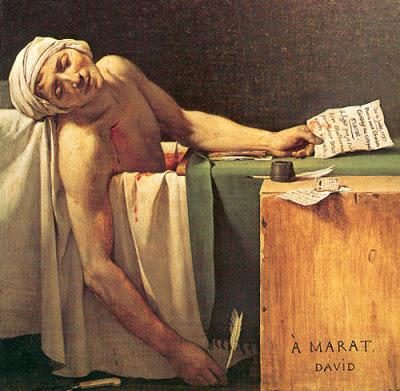 (David) The_Death_Of_Marat